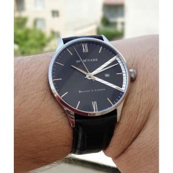قیمت  ساعت مچی عقربه ای جیمز مک کیب مدل JM-1025-10