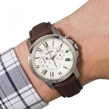 خرید ساعت مچی آنالوگ فسیل مدل FS4839