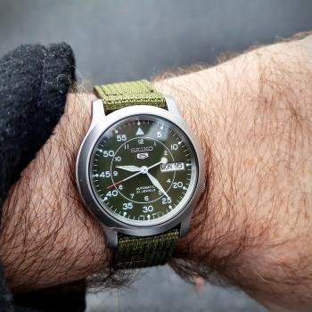 خرید ساعت مچی مردانهآنالوگ سیکو مدل SNK805K2