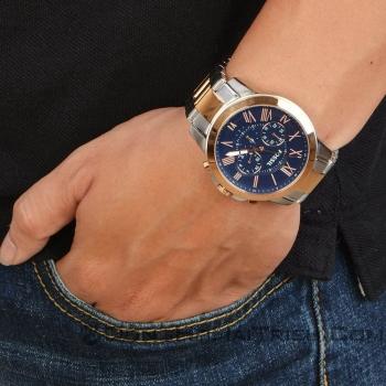 قیمت ساعت مچی آنالوگ فسیل مدل FS5024