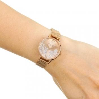 خرید ساعت مچی زنانه آنالوگ اولیویا برتون مدل OB16MV77