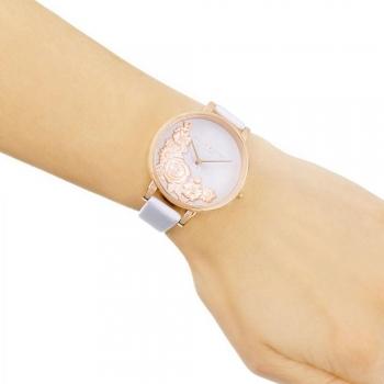 قیمت ساعت مچی زنانه آنالوگ اولیویا برتون مدل OB16FS85