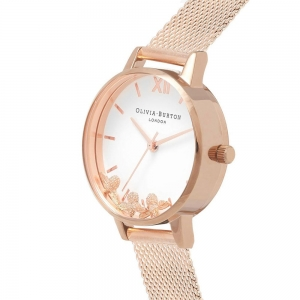 قیمت ساعت مچی زنانه آنالوگ اولیویا برتون مدل OB16CH01