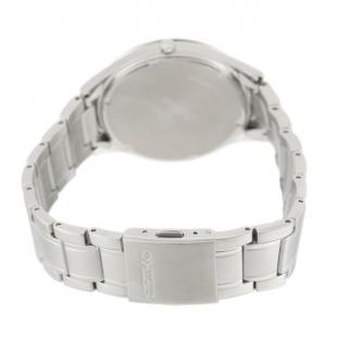 ساعت مچی عقربه ای مردانه کلاسیک برند سیکو مدل SGEG93P1