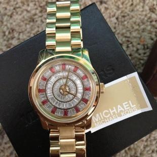 قیمت ساعت مچی آنالوگ مایکل کورس مدل mk5729