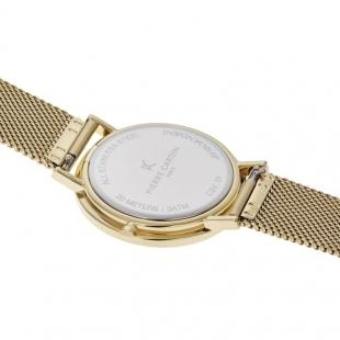 ساعت مچی عقربه ای زنانه کلاسیک برند پیرکاردین مدل CBV.1016