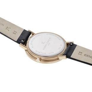 ساعت مچی عقربه ای زنانه کلاسیک برند پیرکاردین مدل CBV.1017