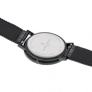 ساعت مچی عقربه ای مردانه - زنانه کلاسیک برند پیرکاردین مدل CBV.1020