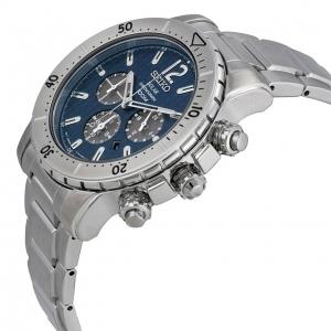 ساعت مچی عقربه ای مردانه کلاسیک برند سیکو مدل SSC221P1