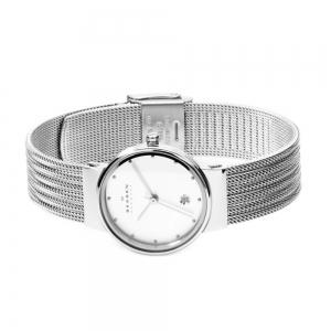 قیمت ساعت مچی آنالوگ اسکاگن مدل 355SSS1