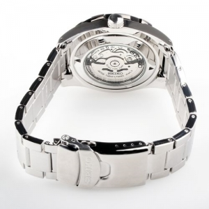 ساعت مچی عقربه ای مردانه اسپرت برند سیکو مدل SRPB81K1