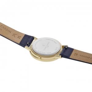 ساعت مچی عقربه ای زنانه کلاسیک برند پیرکاردین مدل CBV.1505