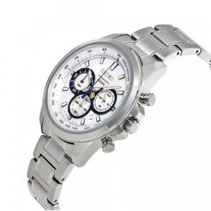 ساعت مچی عقربه ای مردانه کلاسیک برند سیکو مدل SSB239P1