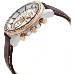ساعت مچی عقربه ای مردانه کلاسیک برند سیکو مدل SSB306P1