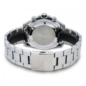 ساعت مچی عقربه ای مردانه کلاسیک برند سیکو مدل SSB343P1