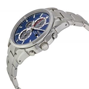 ساعت مچی عقربه ای مردانه کلاسیک برند سیکو مدل SSC085P1