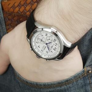 ساعت مچی عقربه ای مردانه کلاسیک برند سیکو مدل SPC131P1