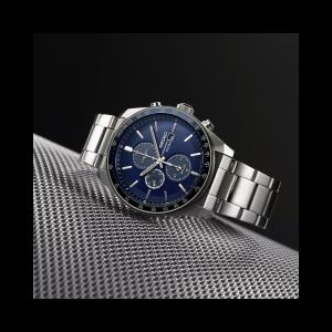 ساعت مچی عقربه ای مردانه کلاسیک برند سیکو مدل SSC719P1