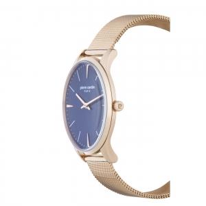 ساعت مچی عقربه ای مردانه کلاسیک برند پیرکاردین مدل PC902271F14