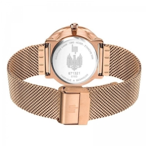ساعت مچی عقربه ای مردانه - زنانه کلاسیک برند لیپ مدل 671321