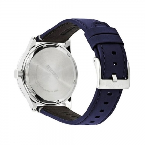 بند چرم ساعت مچی مردانه  برند سیکو مدل SUR287P1