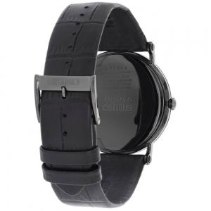 بند چرم ساعت مچی مردانه  برند سیکو مدل SKP401P1