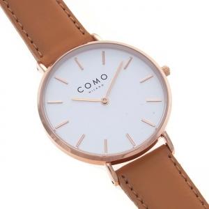 قیمت ساعت مچی زنانه برند کومو میلانو مدل CM013.304.2LBR1