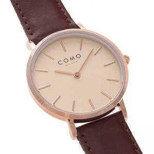 قیمت ساعت مچی زنانه برند کومو میلانو مدل CM012.311.2BR1