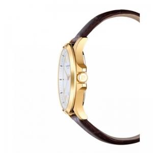 ساعت مچی عقربه ای مردانه کلاسیک برند پیرکاردین مدل PC902381F03