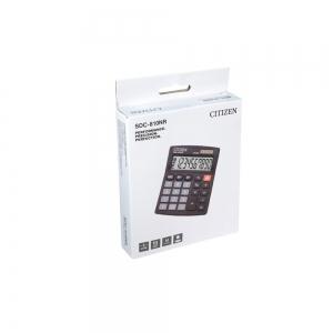 جعبه  ماشین حساب برند سیتیزن مدل SDC-810NR