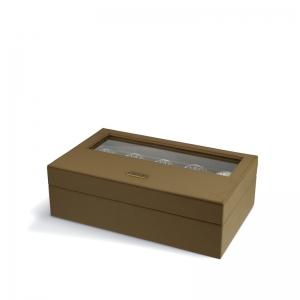 جعبه کالکتور ساعت ارنشا Earnshaw collector Box