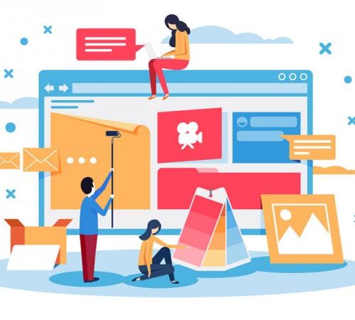 چگونه در خانه دات کام سایت خود را بسازیم؟