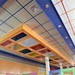شرکت آریا سازه وارد کننده انواع سقف های کاذب