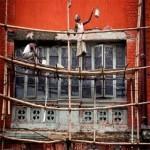 داربست ساختمانی و تاریخچه