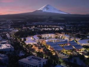 شهر هوشمند Woven City در ژاپن
