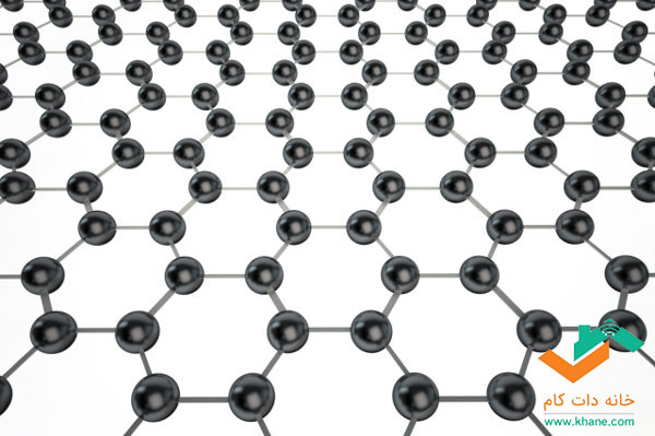 اتمهای گرافین