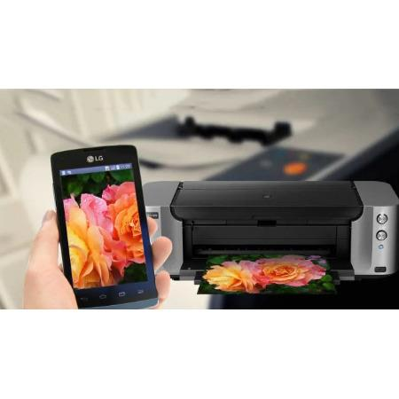 اتصال گوشی به چاپگر