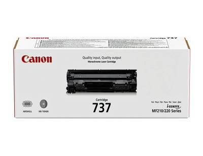 کارتریج تونر رنگ مشکی کانن Canon 737