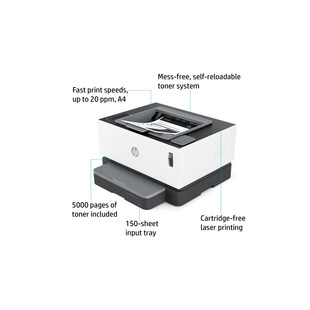 پرینتر لیزری اچ پی مدل Neverstop Laser 1000W