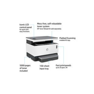 پرینتر لیزری اچ پی مدل Neverstop Laser MFP 1200A