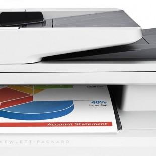 پرینتر چندکاره لیزری رنگی اچ پی مدل LaserJet Pro MFP M277N