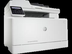 پرینتر رنگی لیزری اچ پی مدل LaserJet Pro MFP M181fw