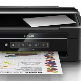 EPSON L382 Multifunction Inkjet Printer