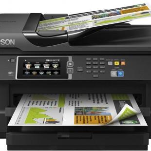 EPSON WORKFORCE WF-7610DWF Multifunction Inkjet Printer