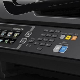 پرینتر EPSON WORKFORCE WF-7610DWF Multifunction Inkjet Printerجوهرافشان اپسون مدل WF-7710