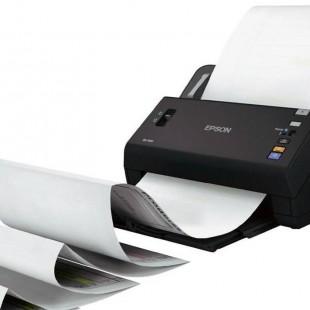 اسکنر حرفهای اسناد اپسون مدل WorkForce DS-860