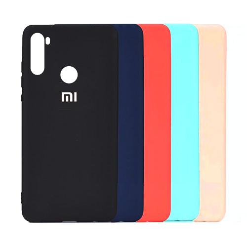 Xiaomi Redmi Note 8 Silicone TPU Case Close Down