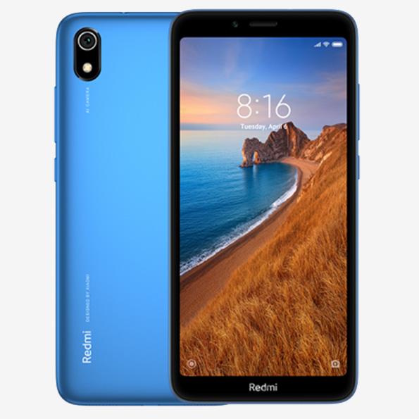 گوشی موبایل XIAOMI REDMI 7A 32GB RAM2