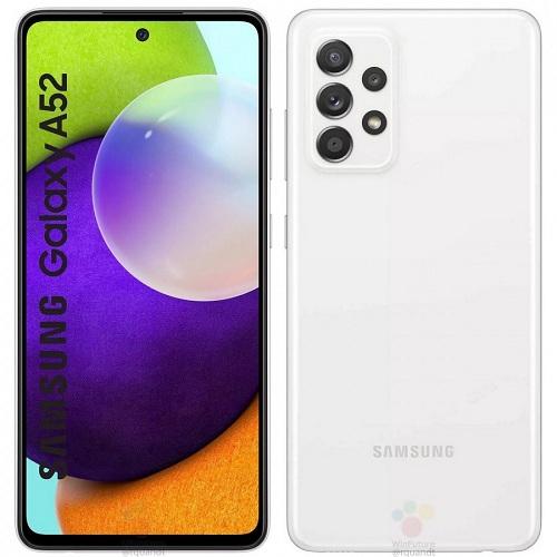 گوشی موبایلSamsung Galaxy A52 256GB RAM8 5G