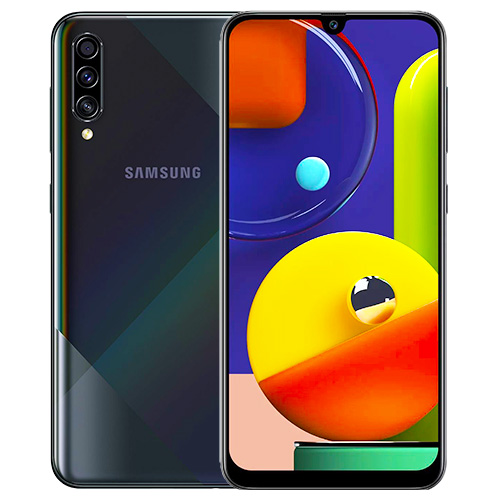 گوشی موبایل Samsung Galaxy A50S 128GB RAM4